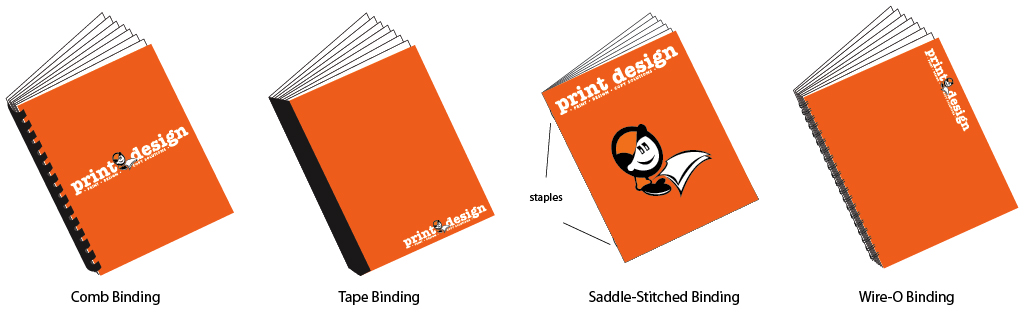 Binding Amp Finishing Ace Design Printing Mailing And
